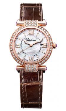 Ladies Chopard Imperiale Quartz Diamond Strap Watch