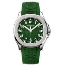 Aquanaut 5167 Stainless Steel / Green