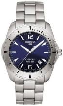 C-Sport Stainless Steel / Bue / Bracelet