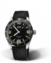 Divers Sixty-Five 40 Stainless Steel / Black / Rubber