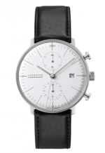 Max Bill Chronoscope Silver Stick
