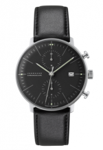 Max Bill Chronoscope Black Stick