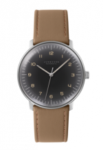 Max Bill Automatic Grey No-Date