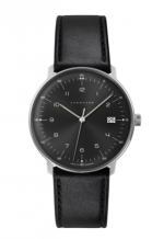 Max Bill Quartz Black