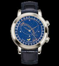 Celestial 6102 Platinum / Blue