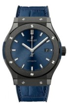 Hublot Classic Fusion Ceramic Blue Automatic Watch
