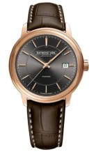 Gents Maestro Automatic Strap Watch