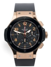 Hublot Big Bang 44mm Rose Gold & Ceramic Watch