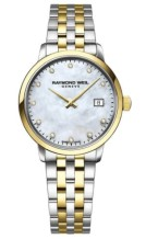 Ladies Toccata Two-Tone Bracelet Watch